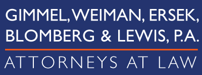 Gimmel, Weiman, Ersek, Blomberg & Lewis P.A. Logo